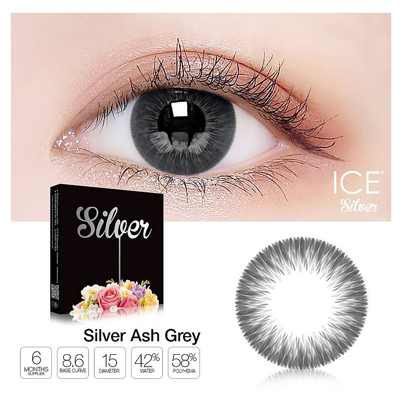ICE SILVER