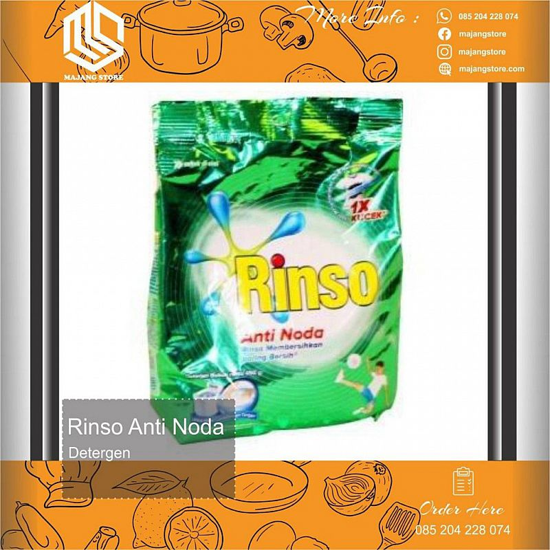 RINSO 450 gr