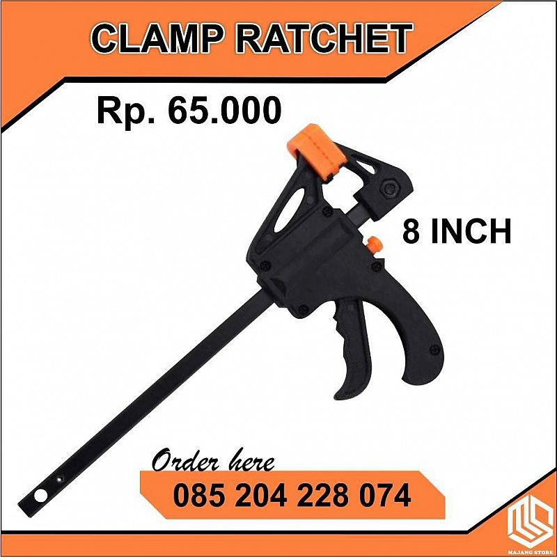CATOK F CLAMP 4